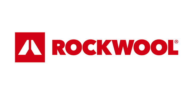 Logo Rockwool rouge